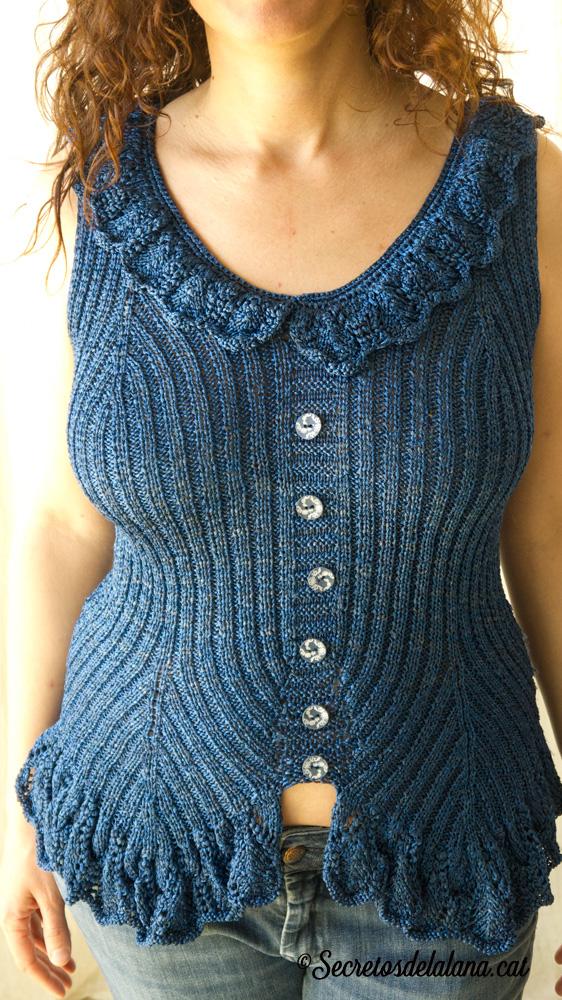 Secretos de la lana jersei verano de punto