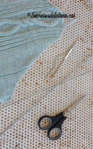 Secretos de la lana manga montada