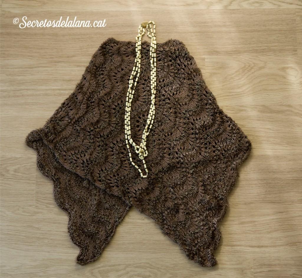 Secretos de la lana chaqueta cubre